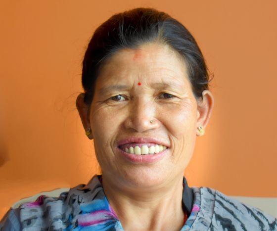 दुर्गा मगर